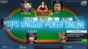 Hindari Perihal Ini Saat Jalani Game Poker Penghasil Uang
