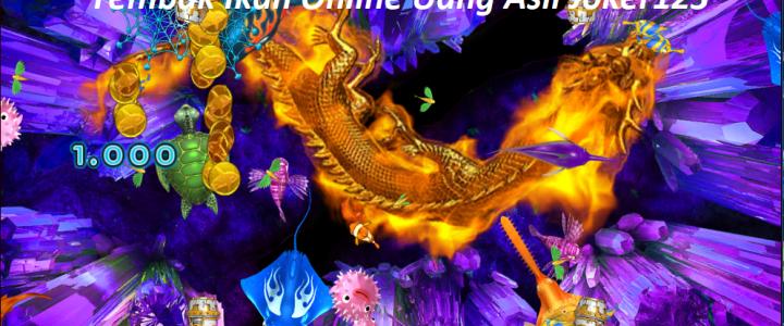 Tembak Ikan Online Uang Asli Joker123